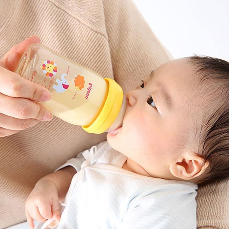 Bình sữa Pigeon nội địa Nhật có tốt không?