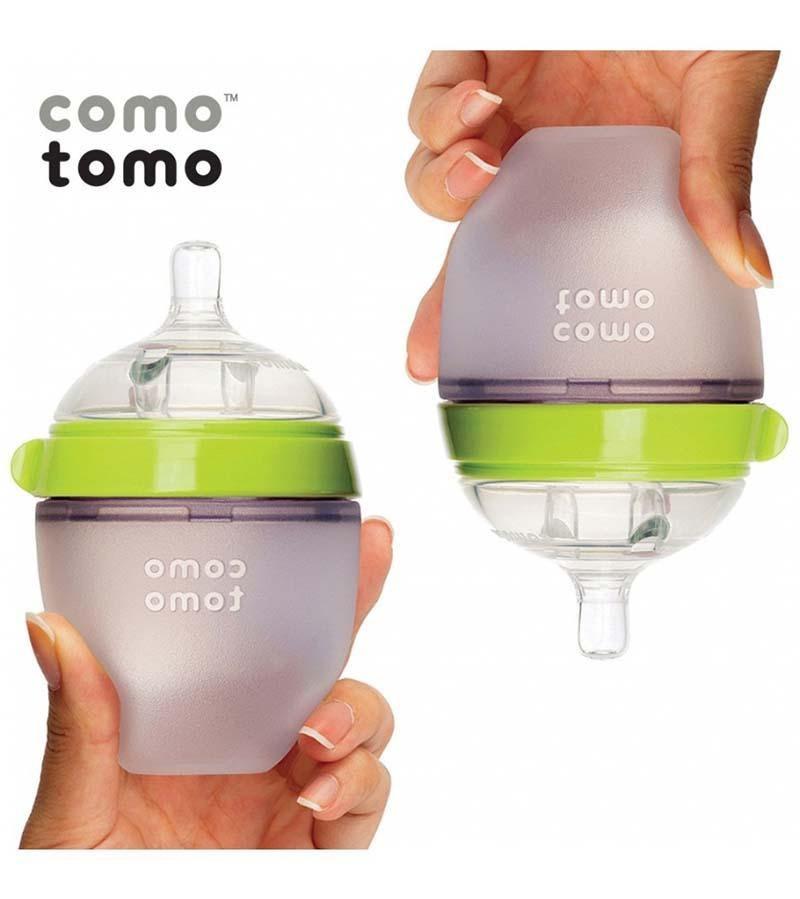 Bình sữa cho bé Comotomo Silicon 250ml