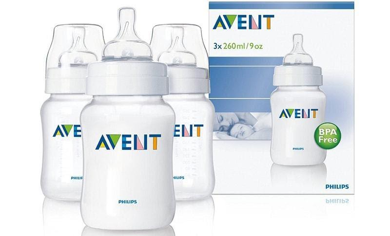 Bình sữa cho bé Philips Avent Natural loại 125ml