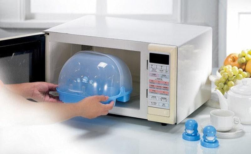 Có mấy loại máy tiệt trùng bình sữa?
