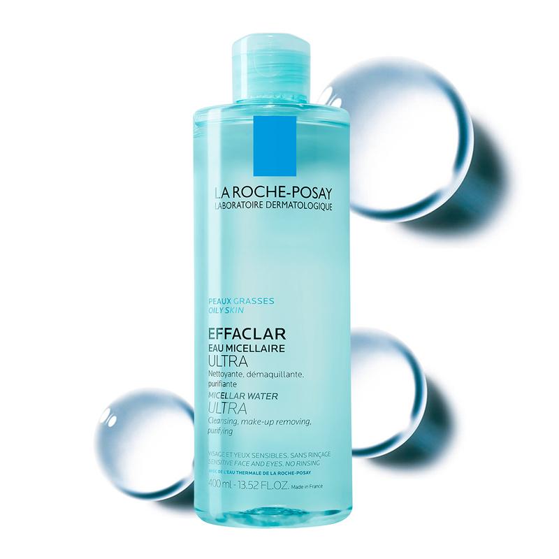 Đánh giá nước tẩy trang Laroche Posay xanh lá dành cho da dầu