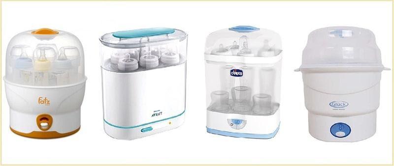 Giá máy tiệt trùng bình sữa là bao nhiêu?