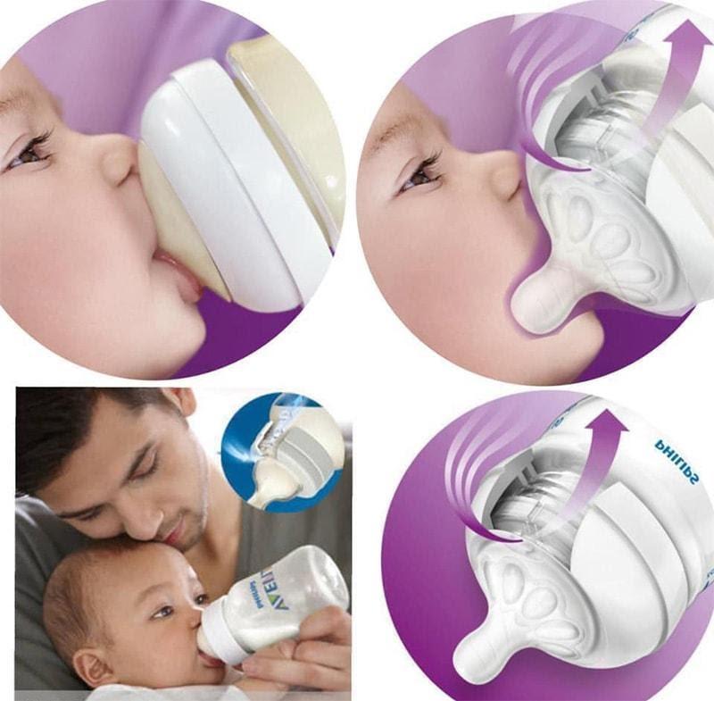 Hướng dẫn cách sử dụng bình sữa Avent lần đầu