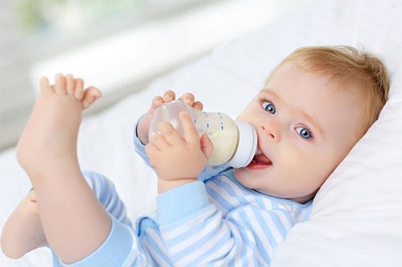 Kiểu dáng và thiết kế bình sữa
