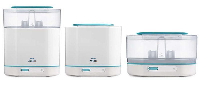 Lựa chọn máy tiệt trùng bình sữa