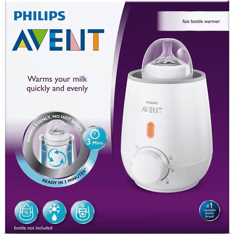 Máy hâm sữa Philips Avent