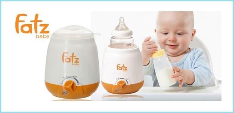 Máy hâm sữa có tác dụng gì?