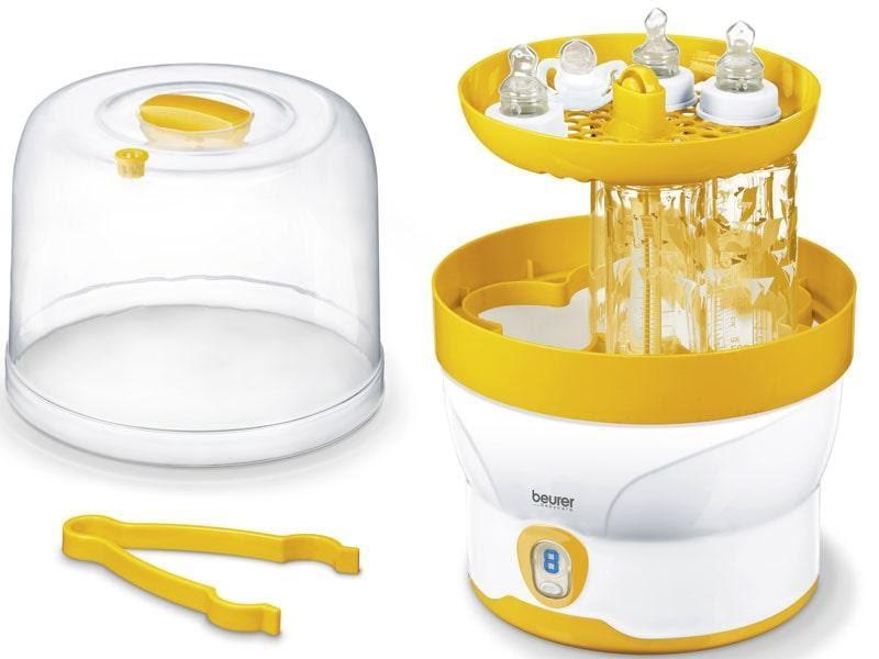Máy tiệt trùng bình sữa Beurer