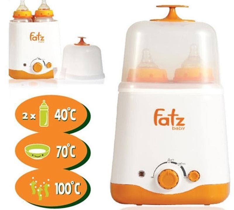 Máy tiệt trùng bình sữa FatzBaby FB3012SL