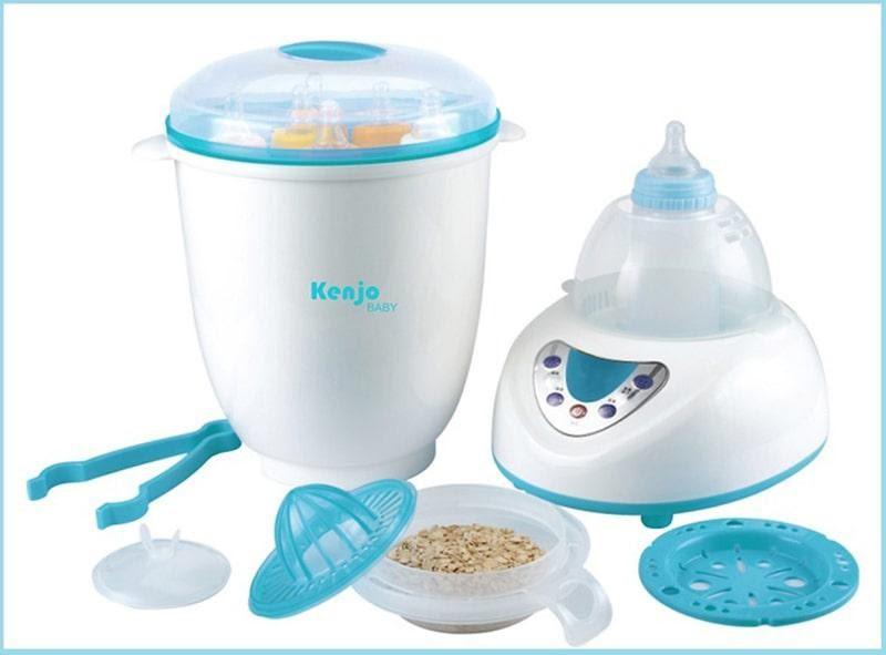 Máy tiệt trùng bình sữa Kenjo