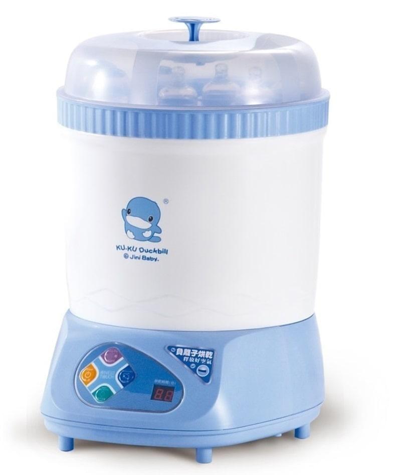 Máy tiệt trùng bình sữa sấy khô Kuku KU9019