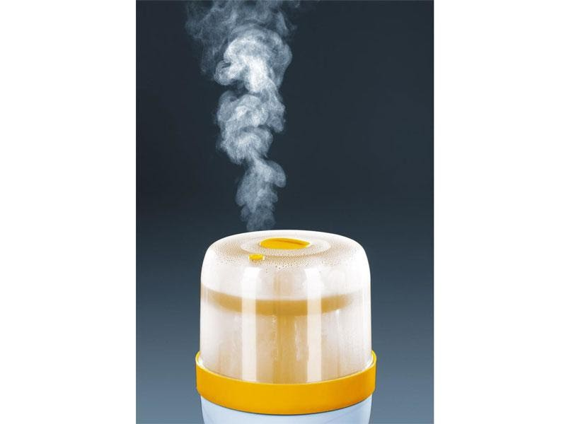 Máy tiệt trùng bình sữa vận hành bằng hơi nước