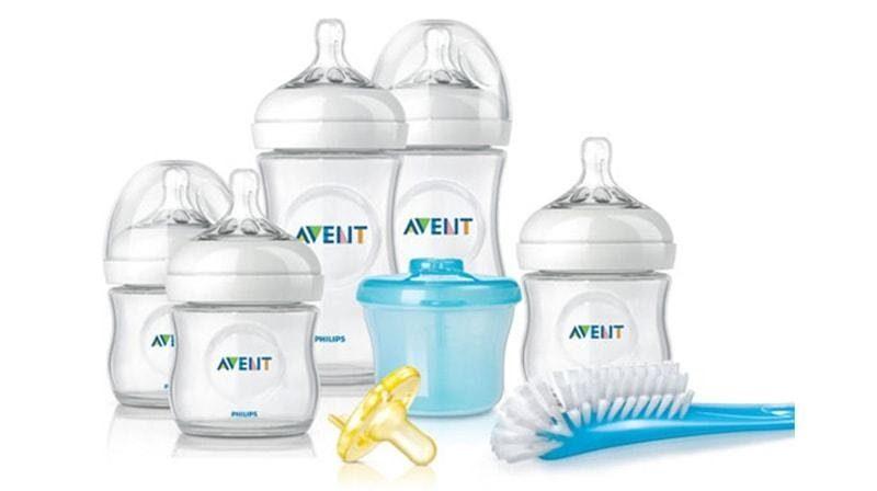 Thiết kế bình sữa Avent