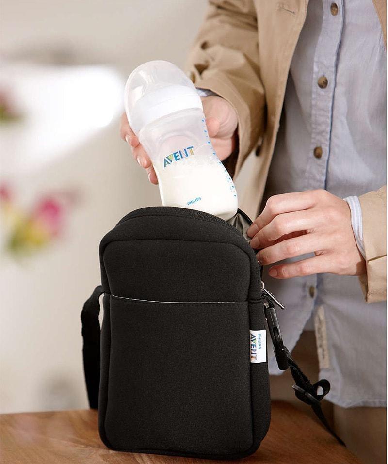 Túi giữ nhiệt bình sữa Avent