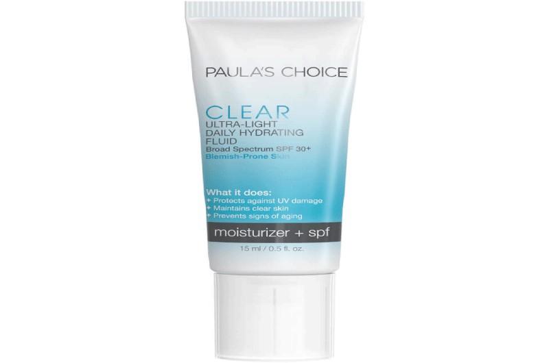 Kem chống nắng cho da nhạy cảm Paula's Choice Clear Ultra-Light SPF 30+