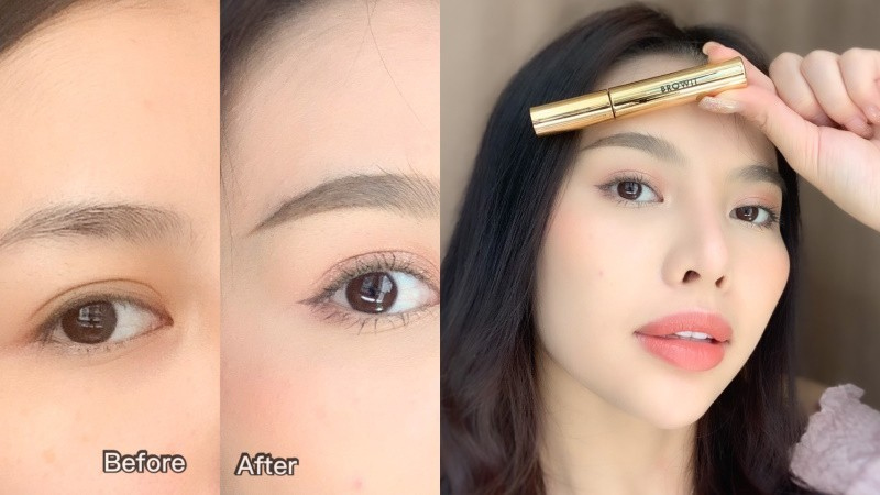 Browit My everyday mascara review