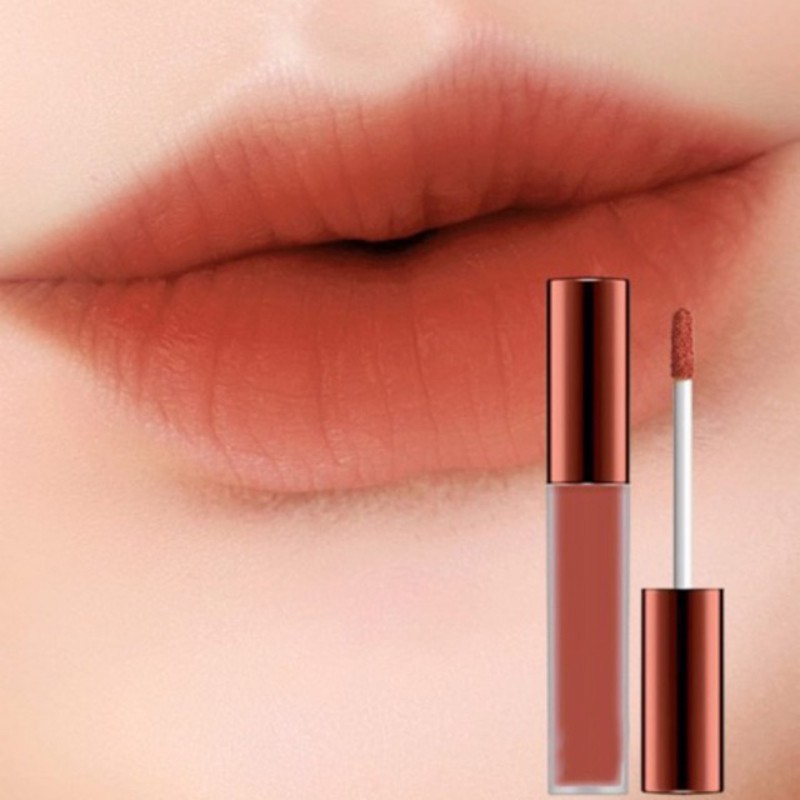 Son đánh lòng môi – Màu cam đất