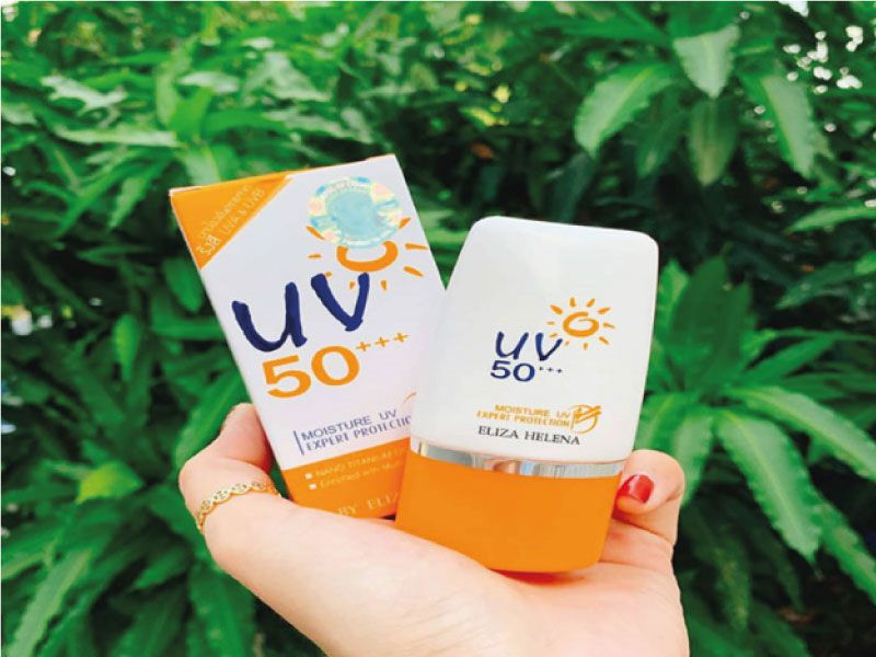 Kem chống nắng đi biển UV 50 By Eliza Helena Thái Lan