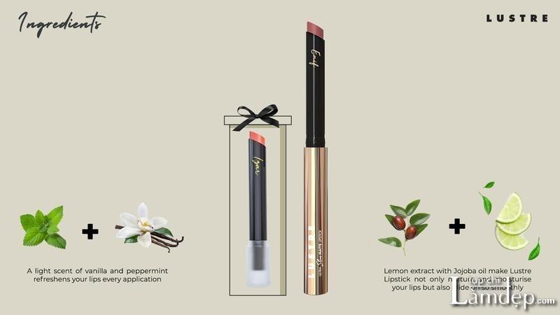 son Lustre Ultra Slim Matte Lipstick review