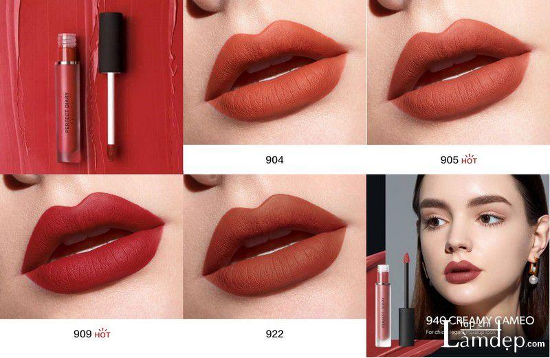 son Perfect Diary Ultra Everlasting Dreamworld Matte Lip Color