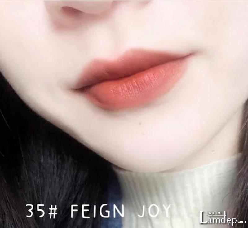 Bbia velvet lip tint 35