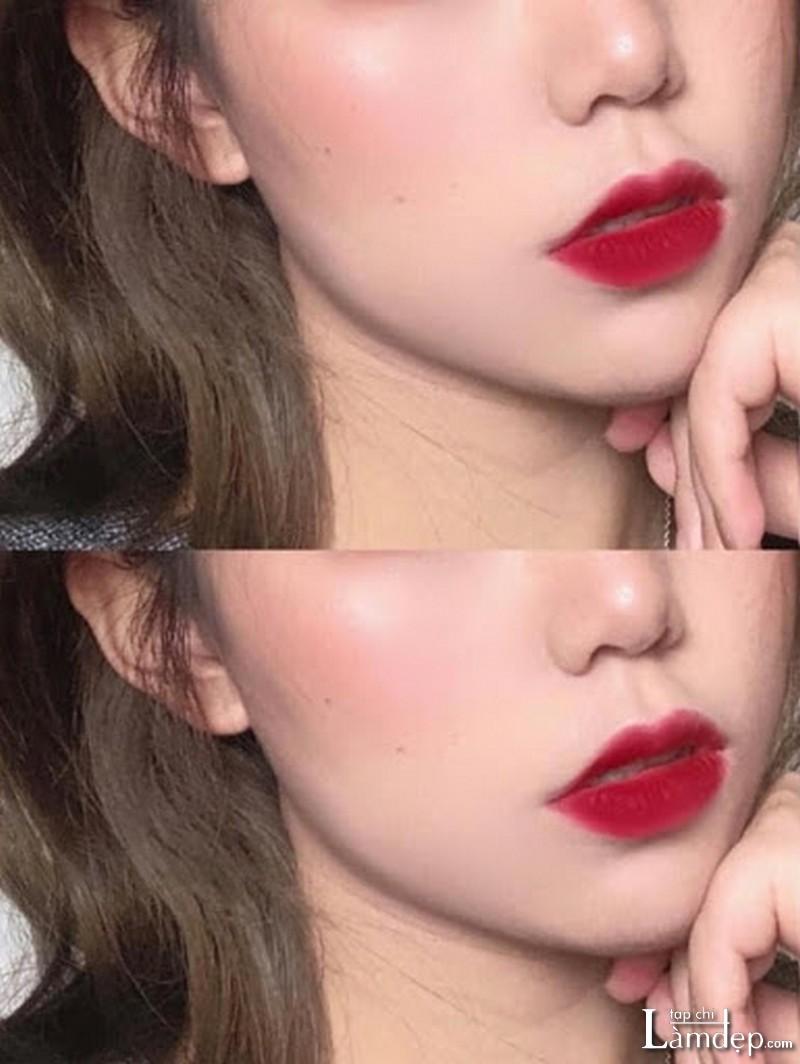 Gucci lipstick 504