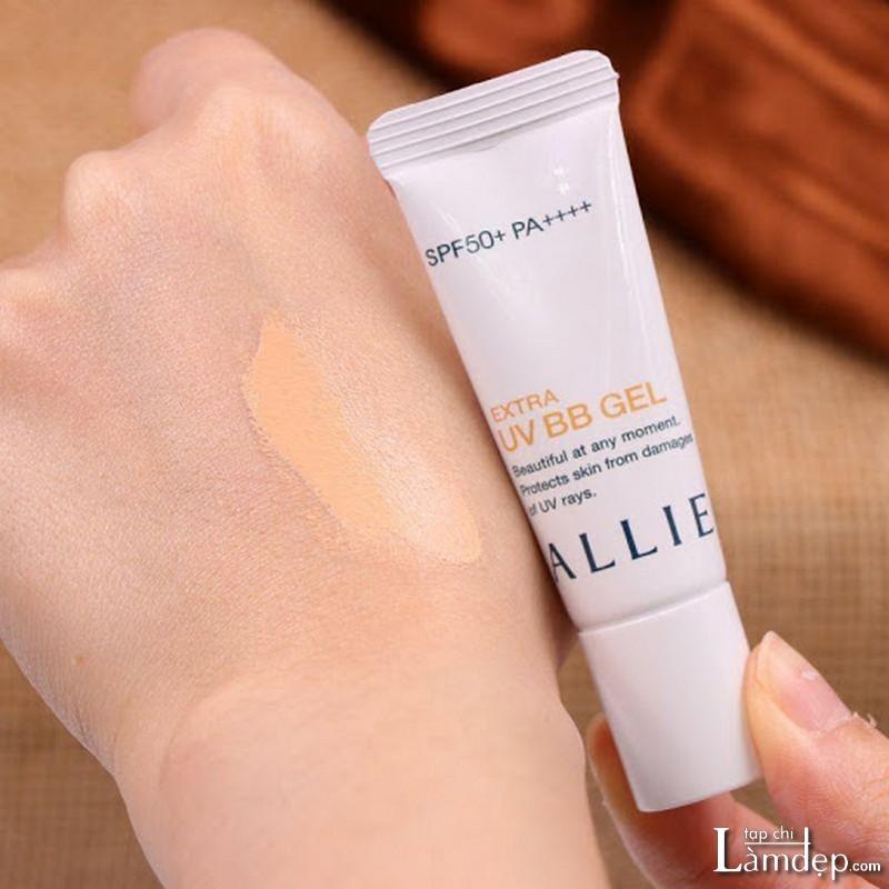 Kem chống nắng Allie Extra UV BB Gel