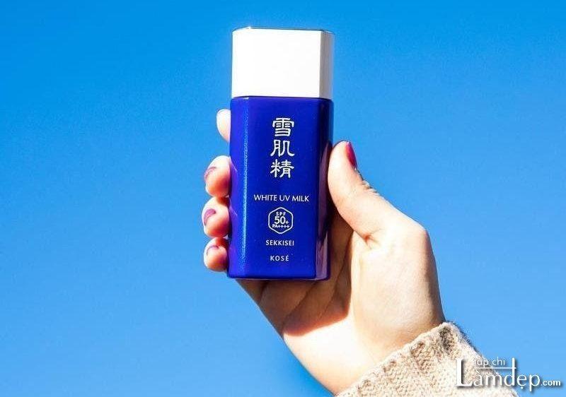 Kem chống nắng Nhật Bản loại nào tốt?