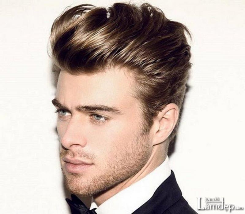 Kiểu tóc Quiff undercut