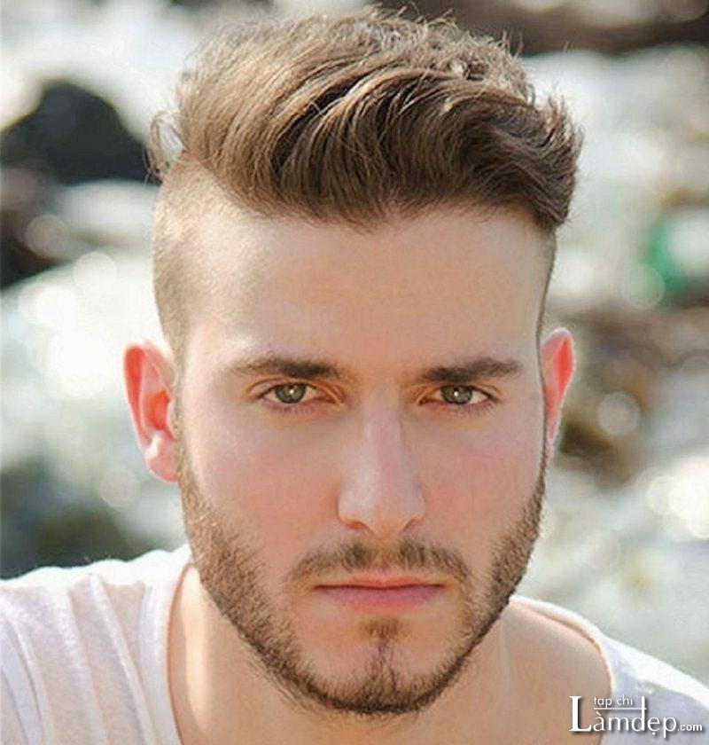Kiểu tóc làm nổi bật lên những ưu điểm nổi bật của khuôn mặt