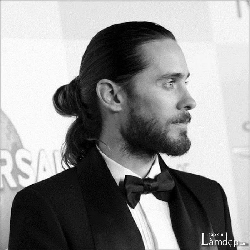 Tóc nam dài nên để kiểu gì?