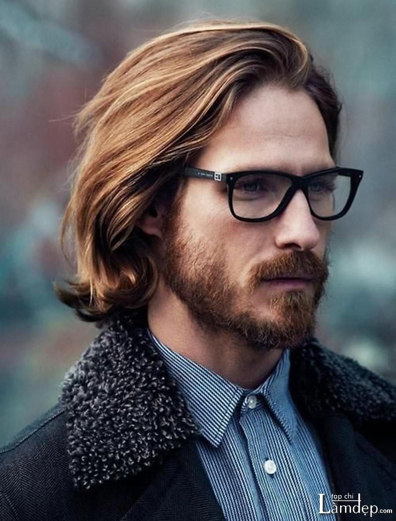 Tóc dài nam