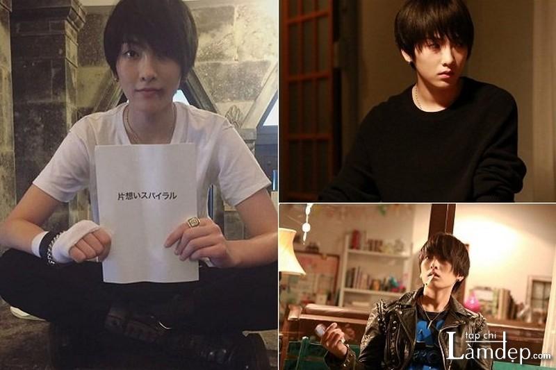 Tóc tomboy phong cách Kang Jiyoung (KARA)