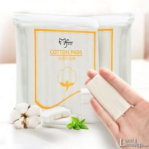 Bông tẩy trang Cotton Pads có tốt không?