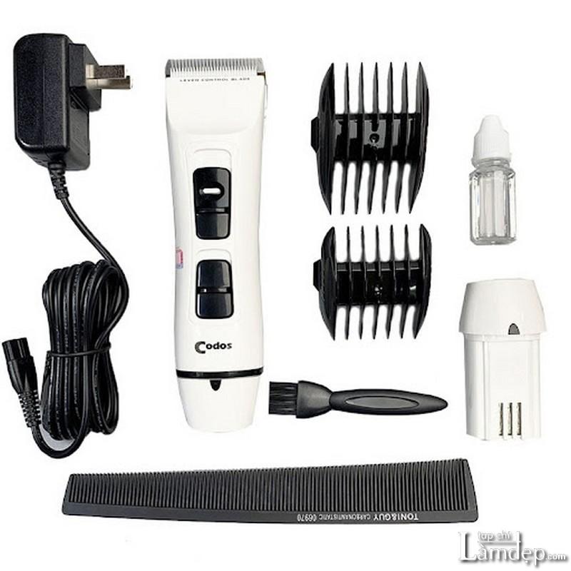 Tông đơ cắt tóc Codos T6