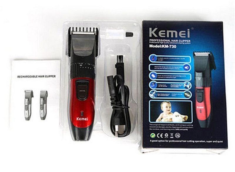 Tông đơ cắt tóc Kemei KM-730