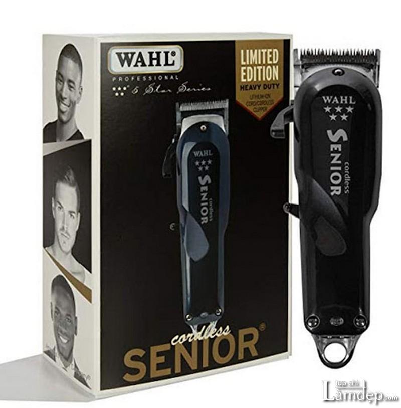 Tông đơ Wahl Senior - khả năng cắt tóc, tạo phom số 1