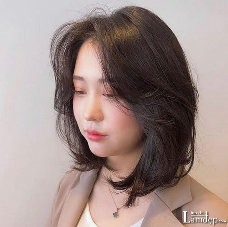 Kiểu tóc Layer ở nữ