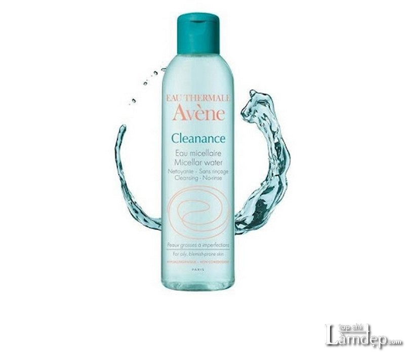 Nước tẩy trang cho da nhạy cảm Avène Cleanance Eau Micellaire Water